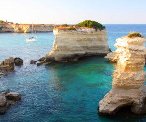 plaje secrete din Salento