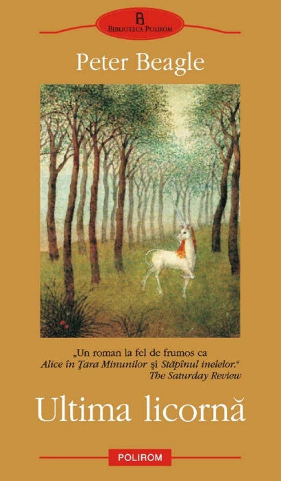 Peter Beagle – Ultima licornă